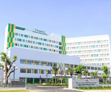 Dự án bệnh viện Vinmec